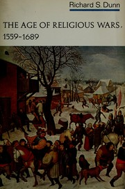 Cover of: The age of religious wars, 1559-1689