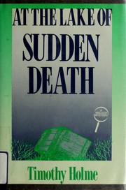 Cover of: At the lake of sudden death