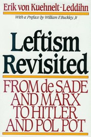 Cover of: Leftism revisited