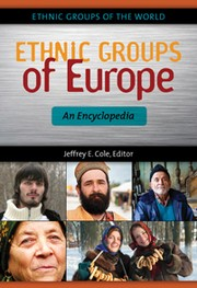 Cover of: Ethnic groups of Europe | Jeffrey Cole
