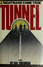 Cover of: Tunnel | Hal Friedman