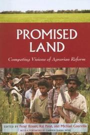 Cover of: Promised land by edited by Peter Rosset, Raj Patel, and Michael Courville.