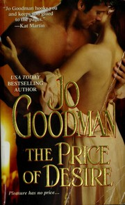 Cover of: The price of desire