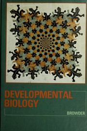 Cover of: Developmental biology | Leon W. Browder