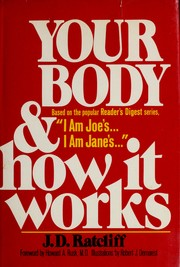 Cover of: Your body & how it works
