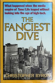 Cover of: The fanciest dive | Christopher Byron