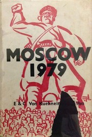 Cover of: Moscow, 1979