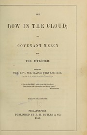 Cover of: The bow in the cloud