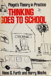 Cover of: Thinking goes to school | Hans G. Furth