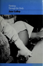 Cover of: Thinking through the body