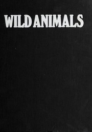 Cover of: Wild animals | Burton, Jane.