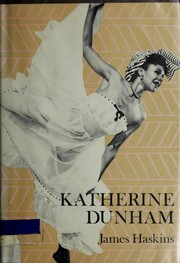 Cover of: Katherine Dunham