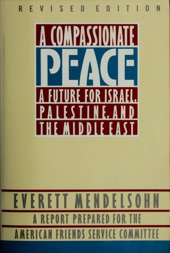 A compassionate peace