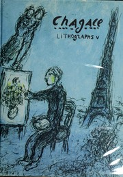 Cover of: Chagall lithographe