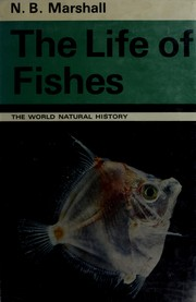 Cover of: The life of fishes