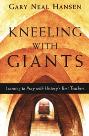 Cover of: Kneeling with giants