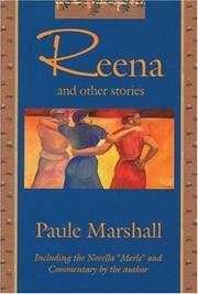 Cover of: Reena and other stories