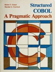 Cover of: Structured COBOL: a pragmatic approach