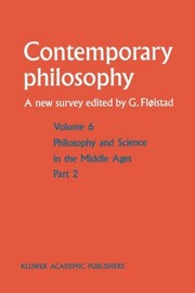 Cover of: Philosophy and Science in the Middle Ages