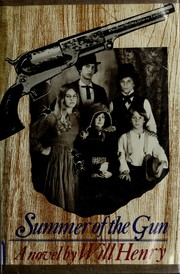 Cover of: Summer of the Gun