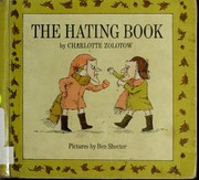 Cover of: The Hating Book