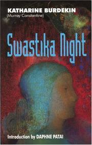 Cover of: Swastika Night