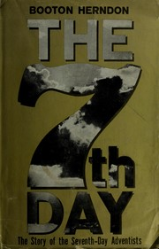 The seventh day by Booton Herndon