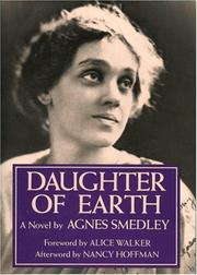 Cover of: Daughter of earth