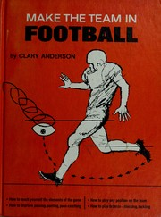 Cover of: Make the team in football