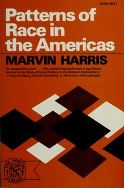 Cover of: Patterns of race in the Americas. | Marvin Harris