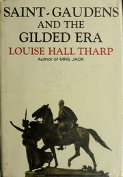 Cover of: Saint-Gaudens and the gilded era. | Louise Hall Tharp