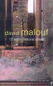Cover of: 12 Edmondstone Street