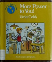 Cover of: More power to you