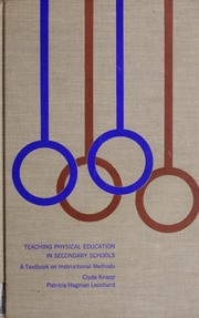 Cover of: Teaching physical education in secondary schools