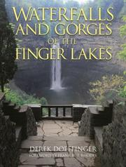 Cover of: Waterfalls and Gorges of the Finger Lakes