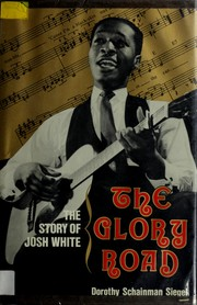 Cover of: The glory road