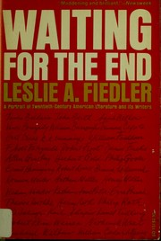 Cover of: Waiting for the end