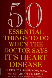 Cover of: 50 essential things to do when the doctor says it