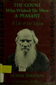 Cover of: The count who wished he were a peasant