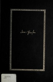 Cover of: Samuel Johnson's early biographers