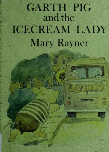 Garth Pig and the icecream lady