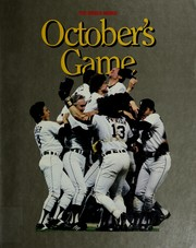 Cover of: October's game