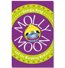 Molly Moon and The Morphing Mystery (2011 edition)   Open