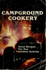 Cover of: Campground cookery | Brenda Kulibert