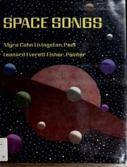 Cover of: Space songs