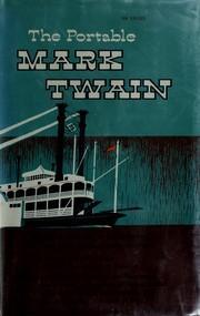 Cover of: The portable Mark Twain