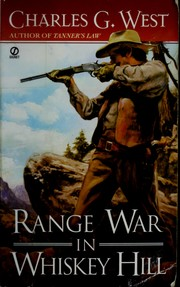 Cover of: Range War in Whiskey Hill