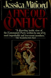 Cover of: A fine old conflict