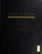 Cover of: Laban Stafford, his ancestors and descendants