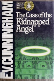 Cover of: The case of the kidnapped angel
